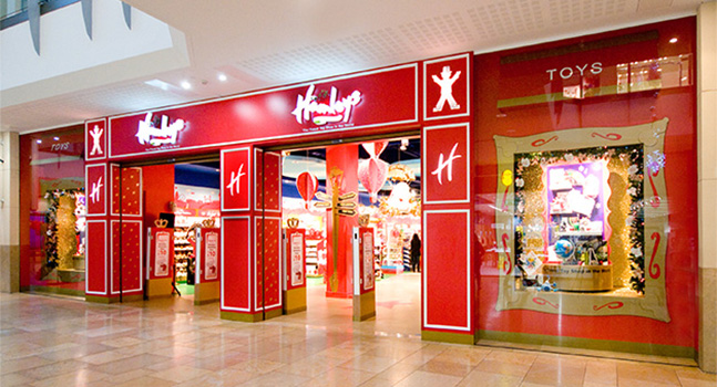 Hamleys Stores - Find Hamleys Store Worldwide