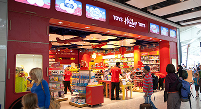 Hamleys Stores Find Hamleys Store Worldwide